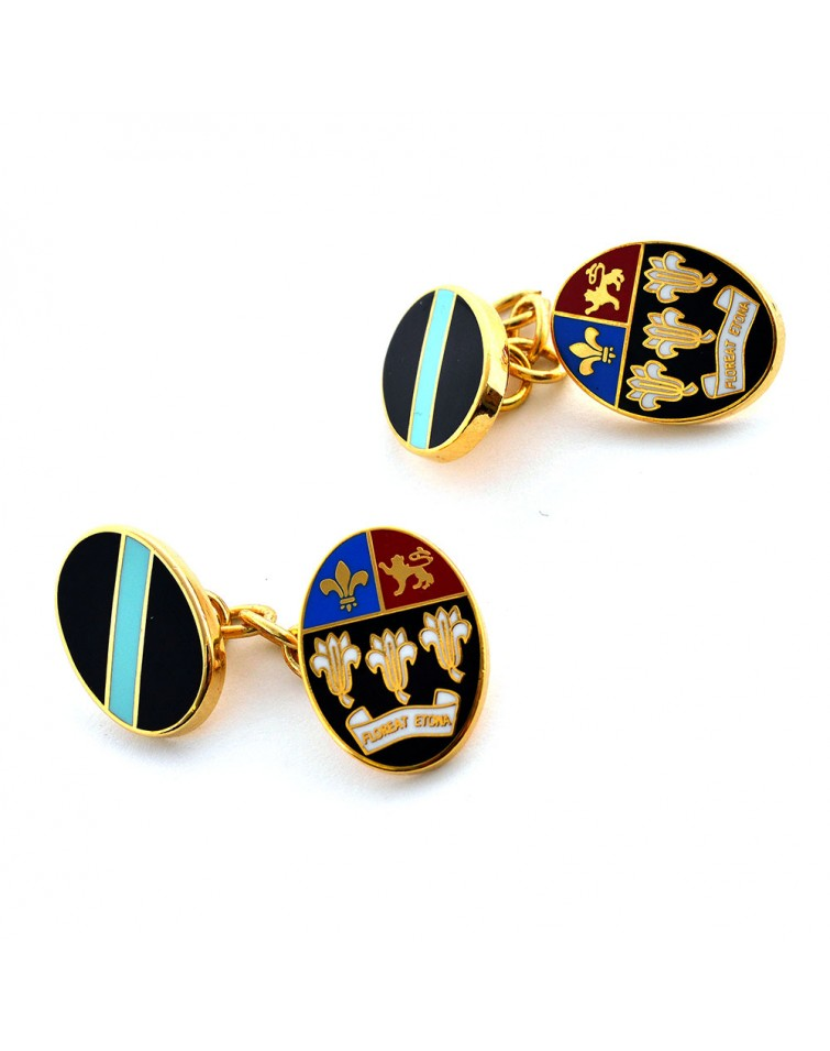 CASCO CROMWELL SILVER GLOSSY VINTAGE