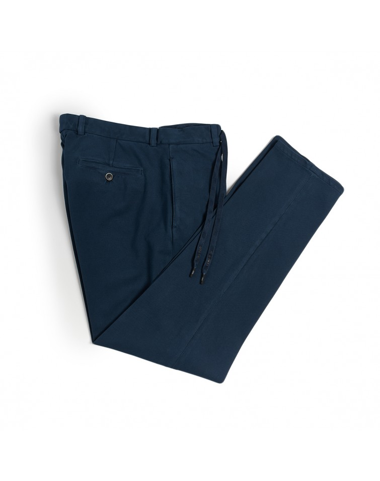 PANTALON CUADROS 2 PINZAS BLACKCAPE