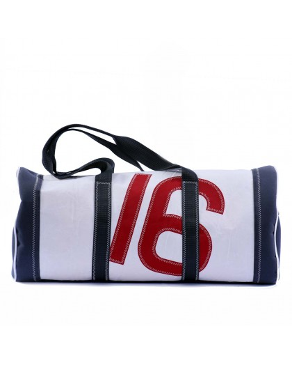 TRAVEL POUCH BLACKCAPE SAFIANO LEATHER