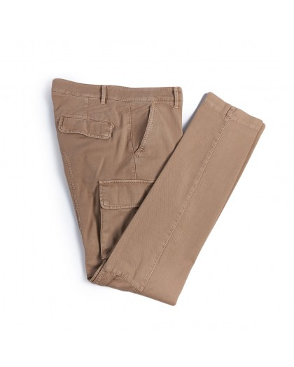 PANTALON PANA ANCHA BLACKCAPE