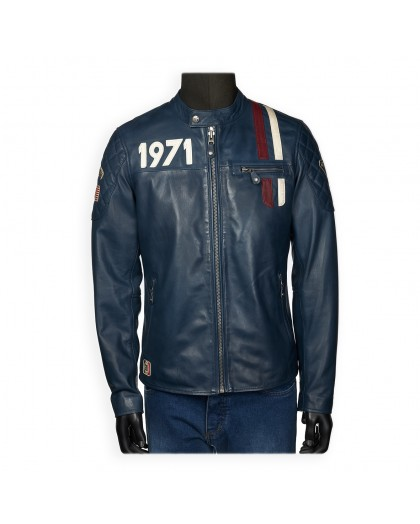 TRENCH IMPERMEABLE CON REFUERZOS BLACKCA